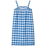 Gap Cc Tie Drs Blue Gingham 685