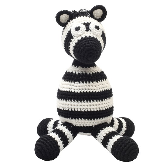 natureZOO Plush, Zebra