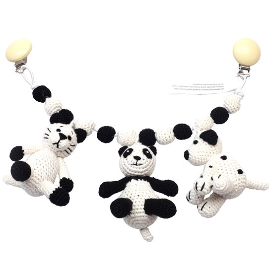 natureZOO Trolley Mobile, Large, Cat, Panda, Dog
