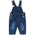 A Denim Story DUNGAREE BLUE DENIM