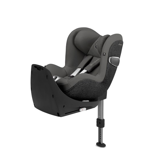 Cybex Sirona Z i-Size Car Seatt Manhattan Grey + Base Z