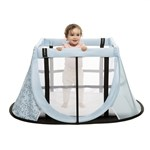 AeroMoov Pop-up Travel Beds Blue Mountain