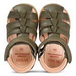 By Nils Siljan Sandal Army Green