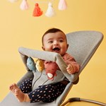 BabyBjörn Bliss Bouncer Light Grey