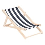 Oliver & Kids Deck chair with fabric