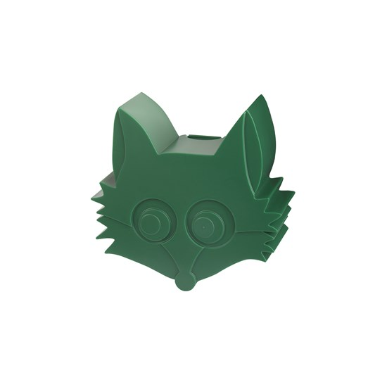 Blafre Mini lunch box, Fox Dark Green