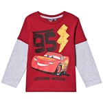 Disney Pixar Cars Cars LS T-Shirt Scooter