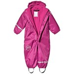 Minymo Snowsuit Oxford Rose Violet