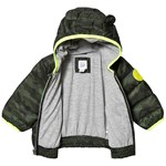 Gap Puffer Jacket Jakke Green Camo