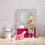 LUNDBY Accessories Bathroom Suite set