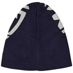 Timberland Navy Big Timberland Tree Knit Beanie