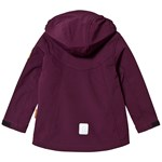 Reima Softshell Jacket Vandra Deep Purple