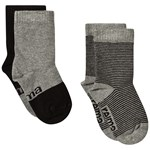Reima Socks Myday Melange Grey