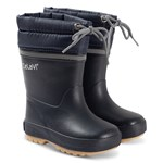 Celavi Thermal Wellies With Linning Navy
