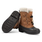 Kuling Napoli Winter boots Brown