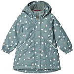 Reima Reimatec Winter Jacket Taho Eucalyptus Green