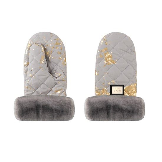Bjällra of Sweden Handmuff Grey Golden Collection
