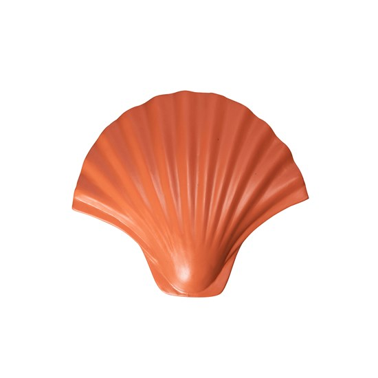 By On Hook Shell Terracotta