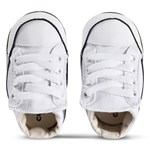 Converse White Chuck Taylor All Star Crib Trainers