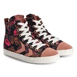 Hummel Strada Flowers Jr Sneakerser Dark Navy