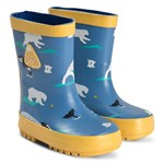 Frugi Puddle Buster Støvel Polar Play