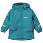 Tretorn Kids Wings Winter Rainjacket Ice Blue