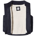 Gap V-Warm Vest Tapestry Navy