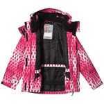 Reima Reimatec winter jacket Roxana Raspberry pink