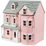 STOY Dollhouse Lux Light Pink