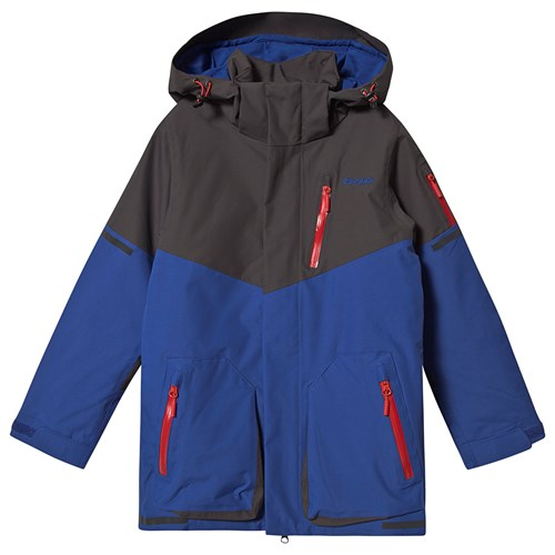Kjøp Bergans Knyken Insulated Youth Jacket Solid Charcoal