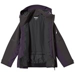 Bergans Oppdal Insulated Youth Girl Jacket Purple Velvet