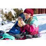 Bergans Lilletind Insulated Kids Jacket Beet Red