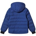 Bergans Down Youth Jacket Dk Royal Blue Navy