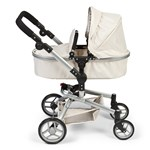STOY Dolls Pram 2-in-1 Beige