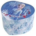 Disney Frozen Jewellry Box Large heart with music Frozen 2