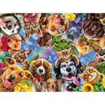 Ravensburger Puzzle, Animal Selfie - 500 pcs
