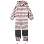 Kuling Douglas Lined Rain Coverall Woody Rose Stripe