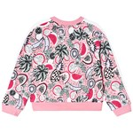 Puma Pink Fruit All Over Print Track Jacket