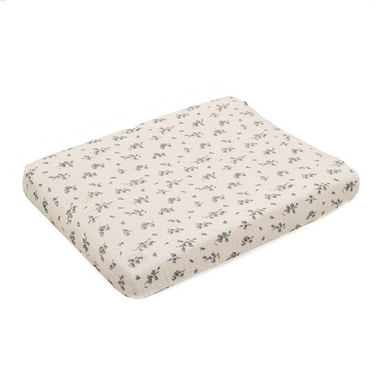 garbo&friends Bluebell Muslin Changing Mat Cover