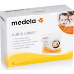 Medela Quick Clean Kokepose