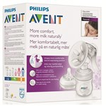 Philips Avent Natural Brystpumpe Manuell