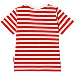 Pippi Långstrump Pippi Långstrump Pippi And Cakes T-Shirt Red