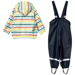 Didriksons Slaskeman Pr Set 3 Multicolour Simple Stripe