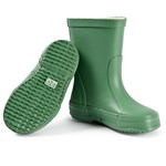 Celavi Basic wellies -solid Elm Green