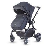 Silver Cross Pacific Stroller Ink Black