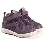 Viking Alvdal Mid R GTX Sneakerser Purple/Light Lilac