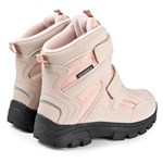 Kuling Ocra Softshell Winter Boots Woody Rose