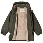 Wheat Parka Leo Tech Ivy