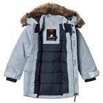 Didriksons Kure Kids 3 Dunjakke Cloud Blue