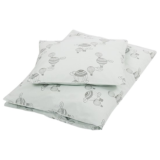 Filibabba Baby Bed Linen, Airballoon Light Mint